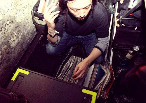 Report MiniBar Showcase Club Paris 22 novembre Thomas Melchior Fumiya Tanaka Cabanne N Eric Dure Vie SAMANTHA JONES 3