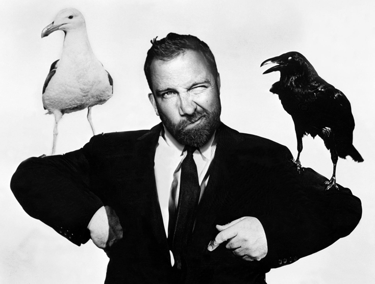 Claude Vonstroke L angry bird de la House Dure Vie Morgane Renaud