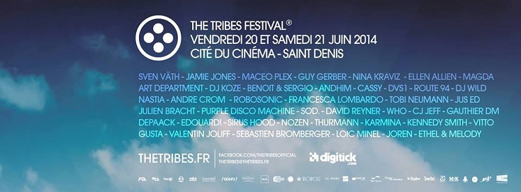 the tribes festival la cite du cinema 20 et 21 juin 14 dure vie