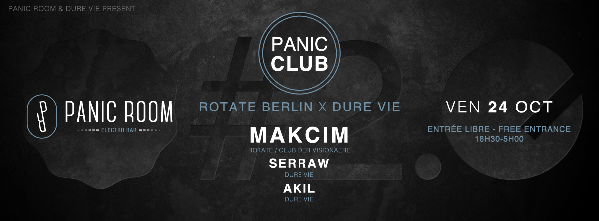 Panic Club #2