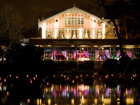 Dure VIe The Tribes Cocoon Night Pavillon d'Armenonville 31 Janvier 2015   copie