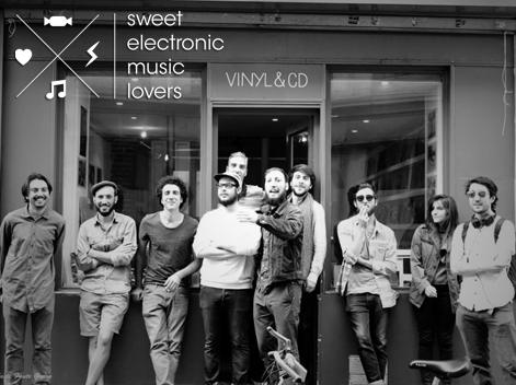 Playlist SEML Sweet Electronic Muisc Lovers CLosing District Factory 27 juin 2015 Dure Vie
