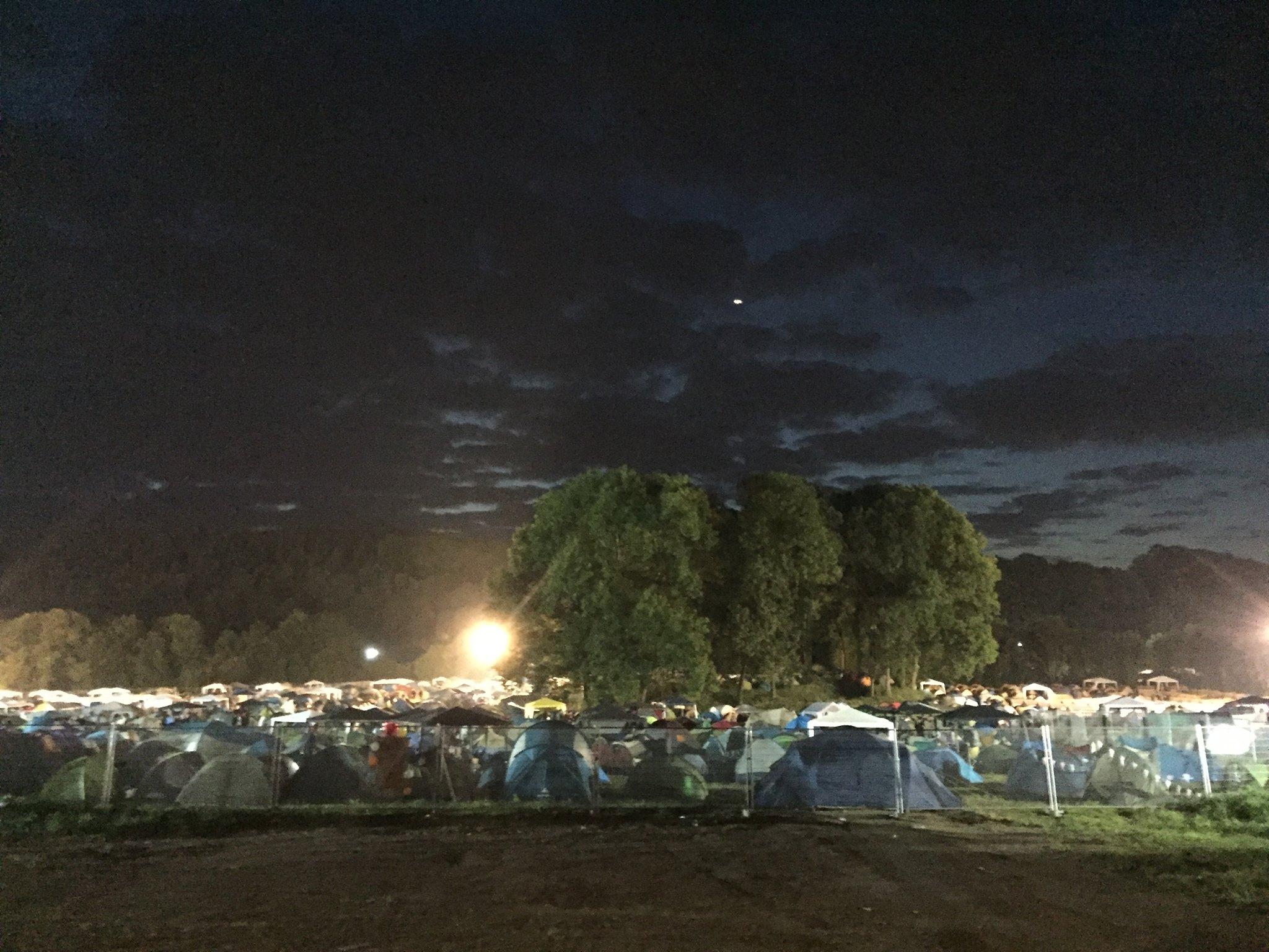 dure vie camping
