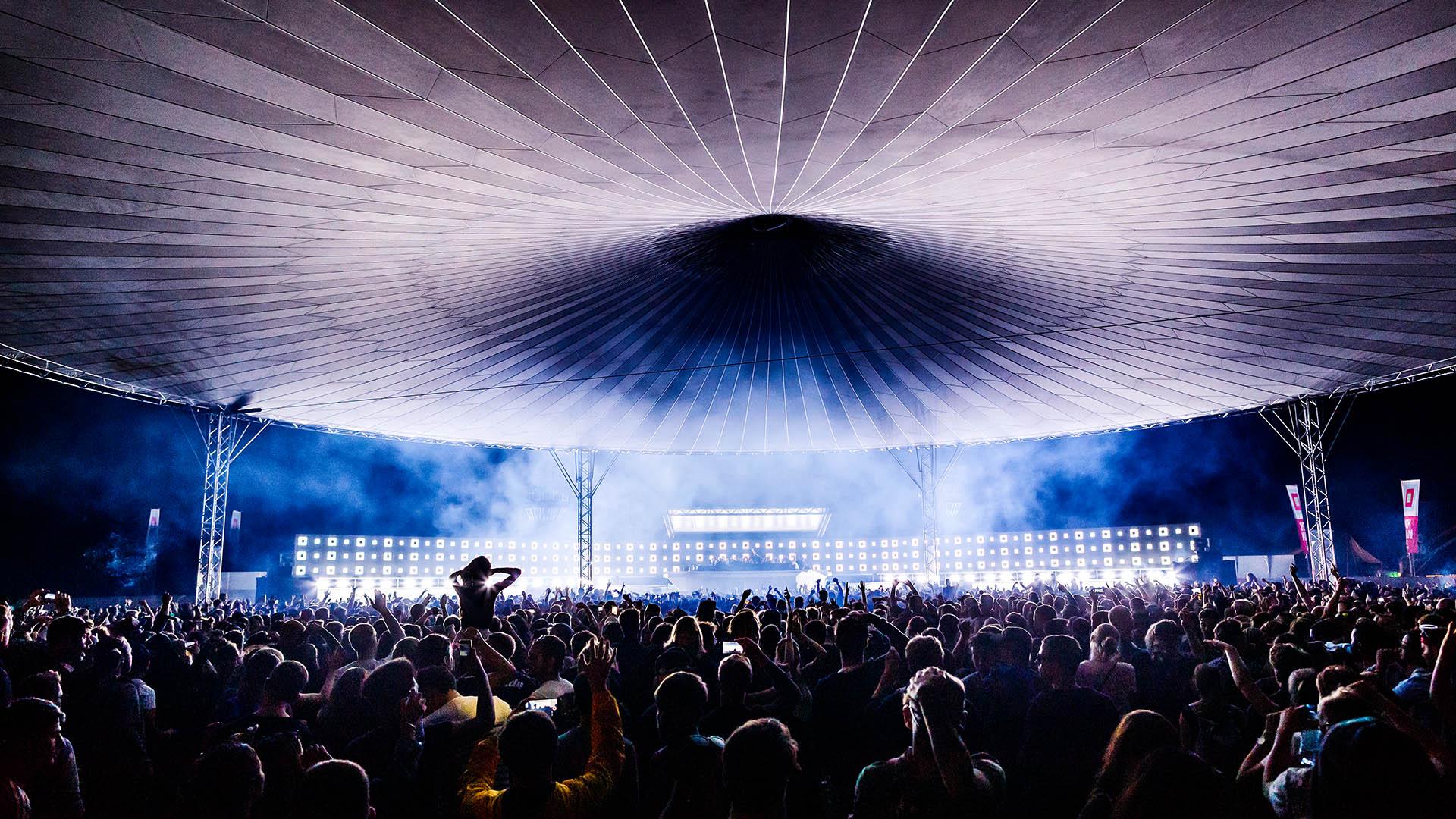 Dekmantel Festival // Dixon dure vie main stage repport