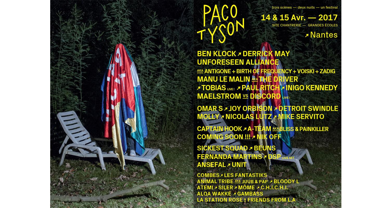 festival paco tyson