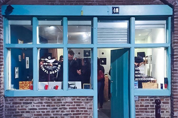 Photo boutique Vinyl Dealer