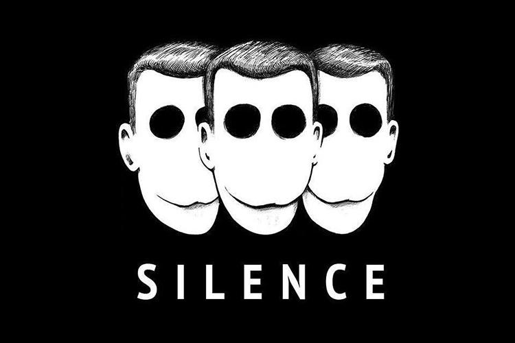 Logo Collectif Silence